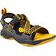 Keen Rock Iguana Sandals Youth black/yellow